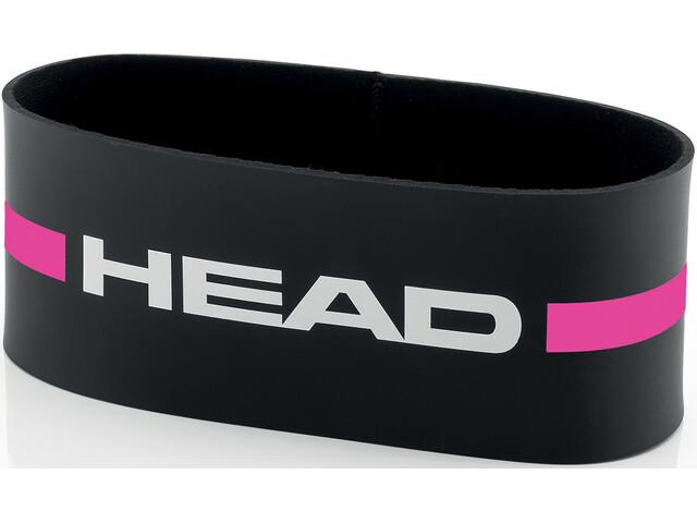 Head Neo Bandana, zwart/roze